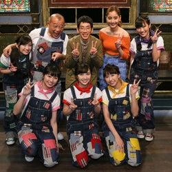 新木優子、大ファン&親交のあるももクロとテレビ初共演 レッスン時代のエピソードとむき出しのライバル心?