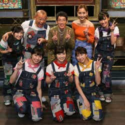 モデルプレス - 新木優子、大ファン&親交のあるももクロとテレビ初共演 レッスン時代のエピソードとむき出しのライバル心?