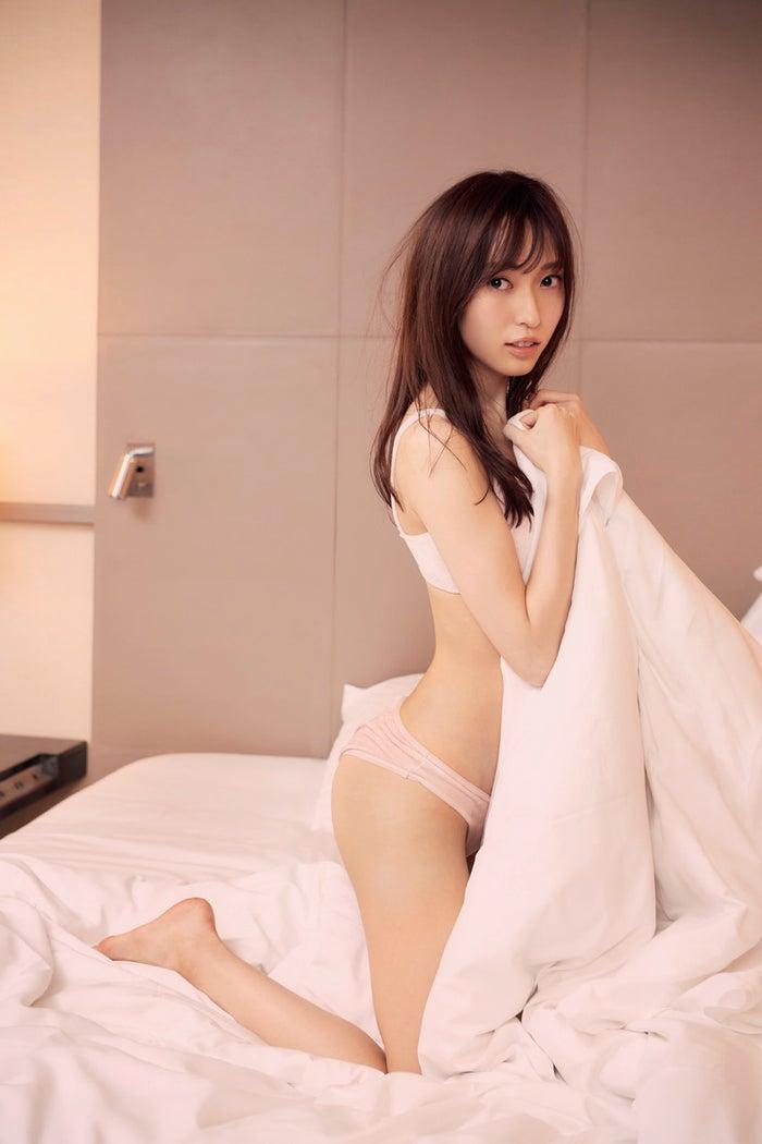 山口真帆/写真集先行カット(提供画像)