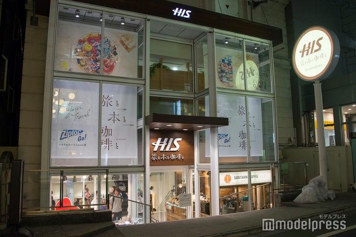 H.I.S.旅と本と珈琲とOmotesando(C)モデルプレス