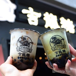 台湾発タピオカ「吉龍糖(ジロンタン)」吉祥寺に新店舗オープン