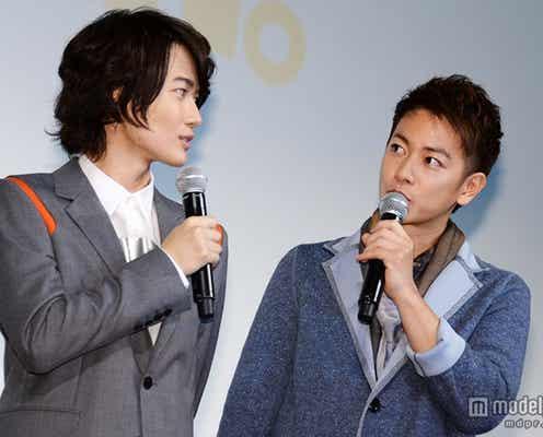 """佐藤健&神木隆之介、""""奇跡のシンクロ""""に驚き「これはいよいよだな」"""