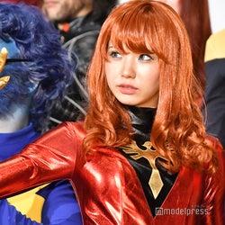 日本一のコスプレイヤー・えなこ、ダーク・フェニックスのSEXYコスプレ披露<X-MEN:ダーク・フェニックス>