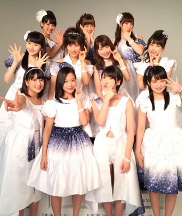 モーニング娘。'16(モーニング娘。'16天気組小田さくらの公式Blogより/ameba)