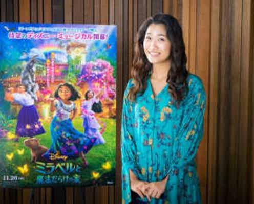 ディズニー新ヒロインの日本版声優、19歳の新人が大抜擢!