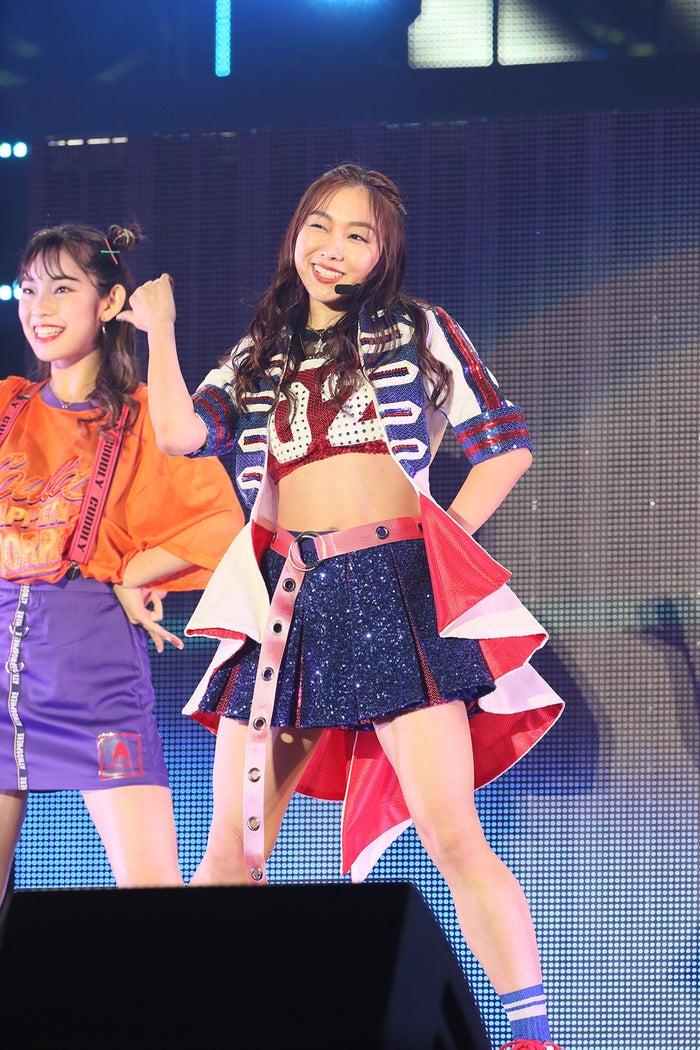 須田亜香里「AKB48グループ感謝祭~ランクインコンサート~」(C)AKS