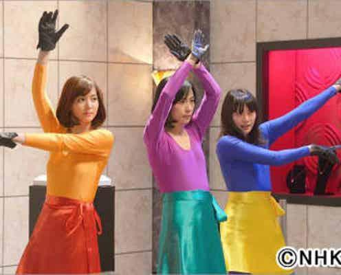 「LIFE!」の人気コント「カッツ・アイ」が復活。松本まりかがゲスト出演