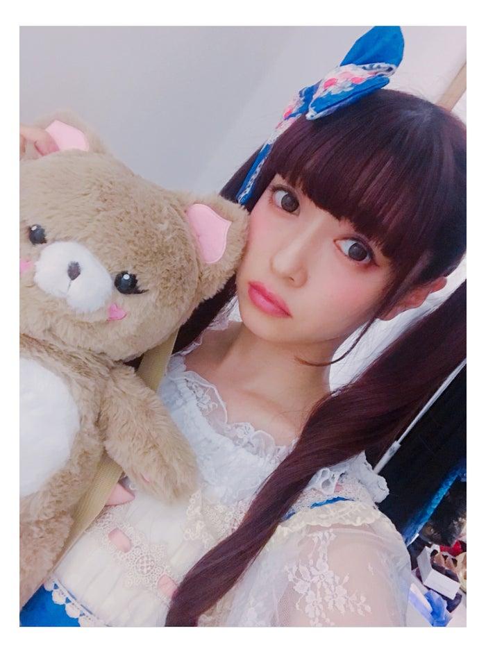 青木美沙子公式ブログ(LINE)より