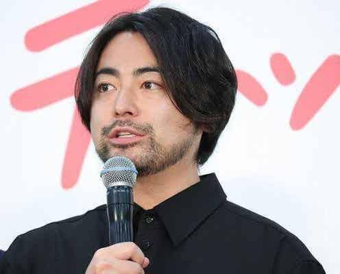 山田孝之「盛れねえ映えねえ」ハートマーク&かわいらしいポーズの加工写真を披露し「可愛すぎ」「めっちゃ盛れてる」の声