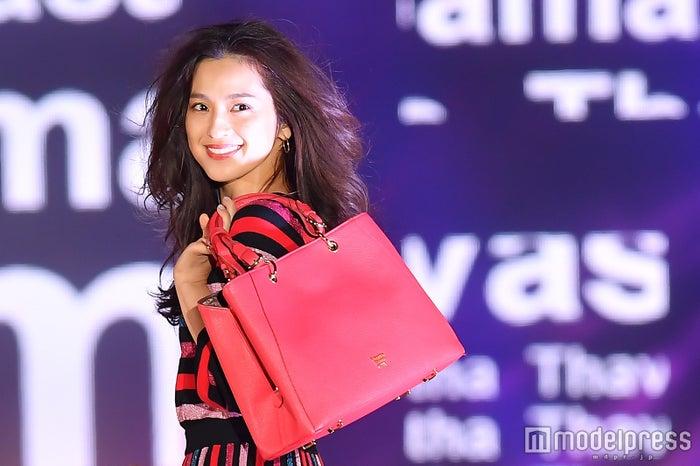 「GirlsAward 2017 AUTUMN/WINTER」に出演した中村アン (C)モデルプレス