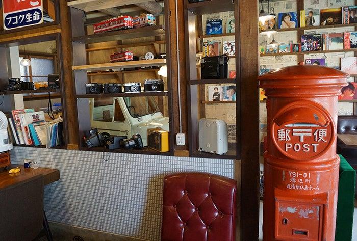 バナナジュースカフェ「三丁目の米乃家」/画像提供:米乃家