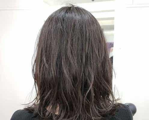 美容室帰りを持続♡ 今髪を切るなら【ロブヘア】