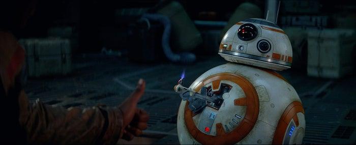 BB-8/『スター・ウォーズ/フォースの覚醒』より(C)2016 & TM Lucasfilm Ltd. All Rights Reserved.