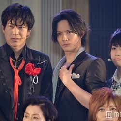 (左から)小沼将太、土井一海、輝山立(C)モデルプレス