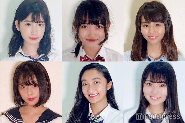 「女子高生ミスコン2018」関東エリア候補者一部