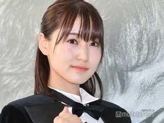 欅坂46菅井友香、「脱退」と「卒業」の違いは「本人の気持ち」<飛龍伝 2020>