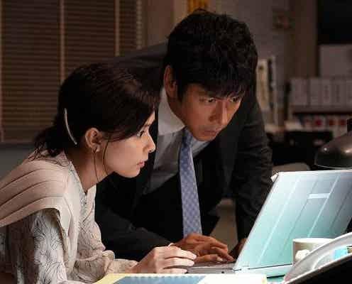 """<真犯人フラグ>西島秀俊""""陵介""""の元に「事件についてお話したいことがあります」というメッセージが届く"""