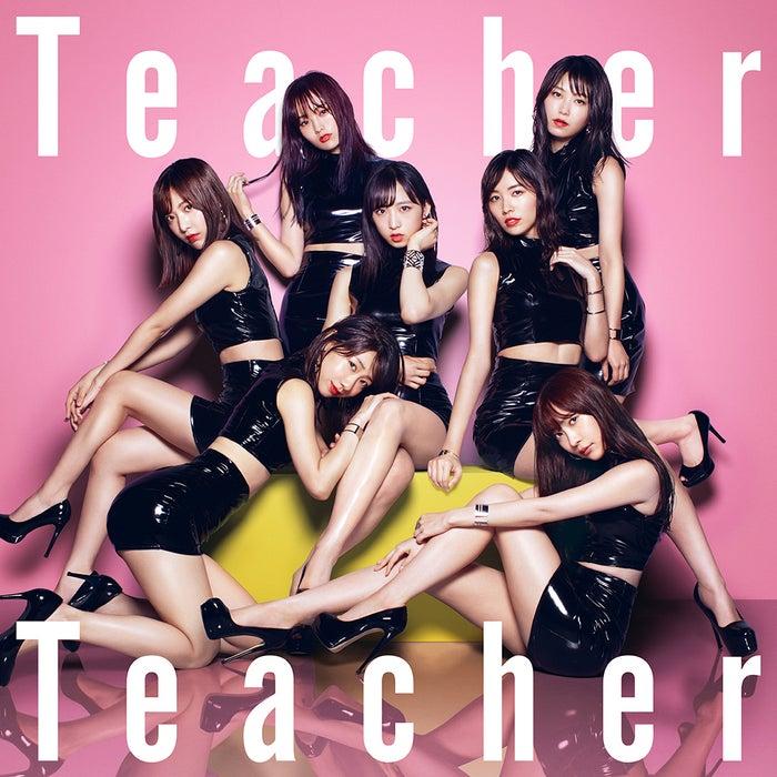 AKB48「Teacher Teacher」(5月30日リリース)初回限定盤A (C)You,Be Cool!/KING RECORDS