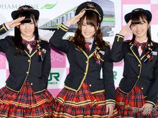 AKB48川栄ら次世代メンバーの新チーム発足 キュートな新コスチュームもお披露目