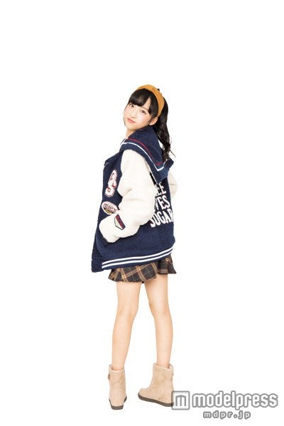 AKB48小栗有以(画像提供:徳間書店)
