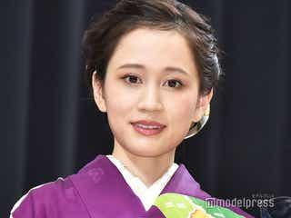 前田敦子、受賞に歓喜「たまらない」 今後の女優業へ意欲