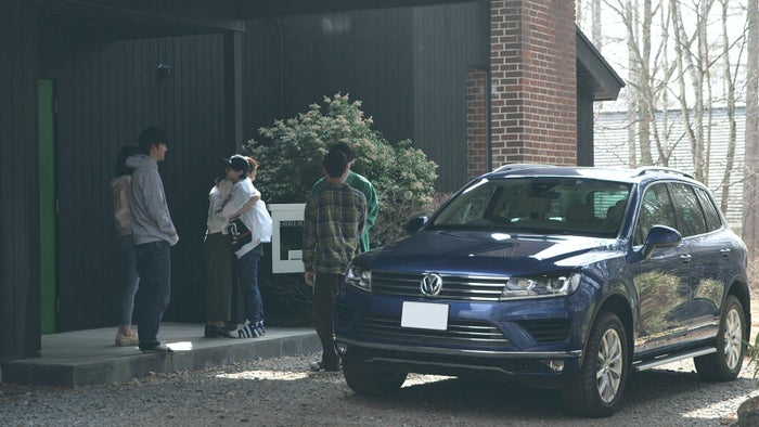 至恩とつば冴を見送るメンバー「TERRACE HOUSE OPENING NEW DOORS」21st WEEK(C)フジテレビ/イースト・エンタテインメント