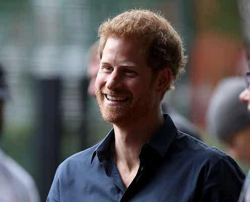 英ヘンリー王子、デイヴ・グロールの見舞いに訪れていた。