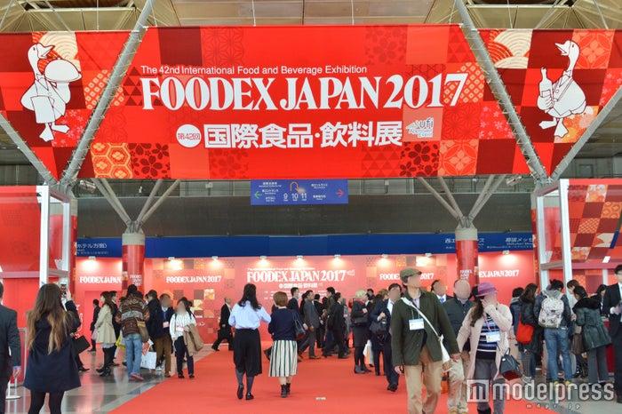 FOODEX JAPAN2017(C)モデルプレス