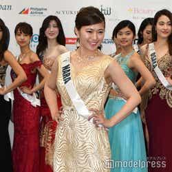 「2019ミス・アース・ジャパン」ファイナリスト(C)モデルプレス