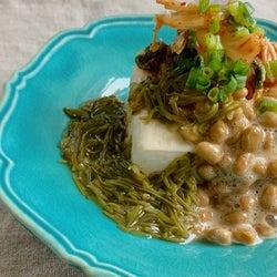 簡単で美味しい!「3秒ごっちゃ混ぜ豆腐」「3秒とろろ汁」の作り方