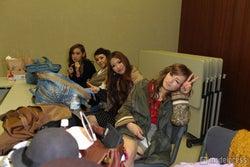 (左から)大江佳恋さん、村上紫保さん、佐竹菜奈さん、高園あずささん