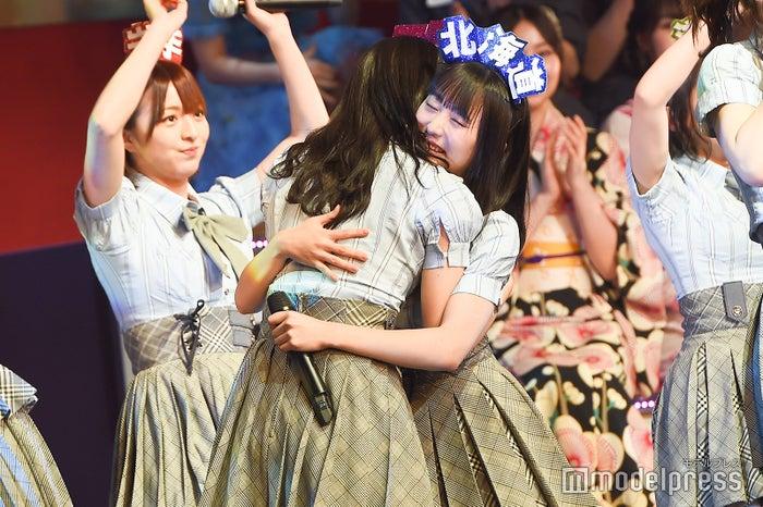 チーム8「AKB48グループリクエストアワー セットリストベスト100 2019」 (C)モデルプレス
