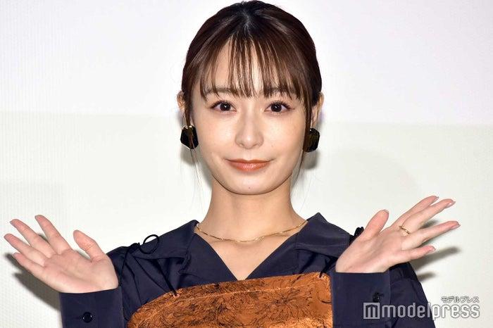 映画『私をくいとめて』公開直前イベントに登壇した宇垣美里 (C)モデルプレス