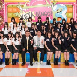 欅坂46対けやき坂46のガチバトル「KEYABINGO!3」放送決定