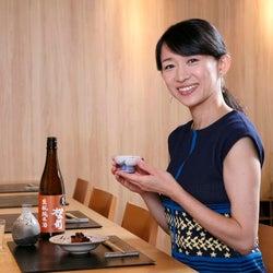 唎酒師・美人アナお忍びの店を公開! 和酒好きにはたまらない美酒と料理が揃う店『namida』