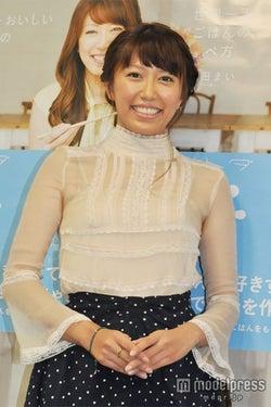 里田まい、出産を改めて報告「感謝の気持ちでいっぱい」<コメント全文>