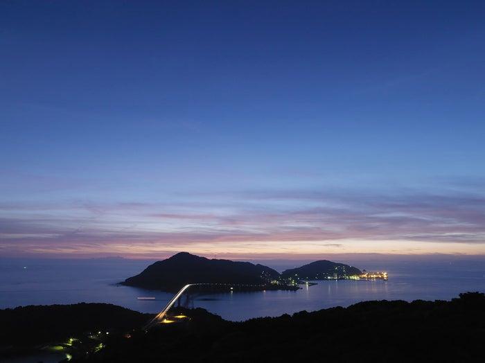 伊王島の夕景/画像提供:カトープレジャーグループ