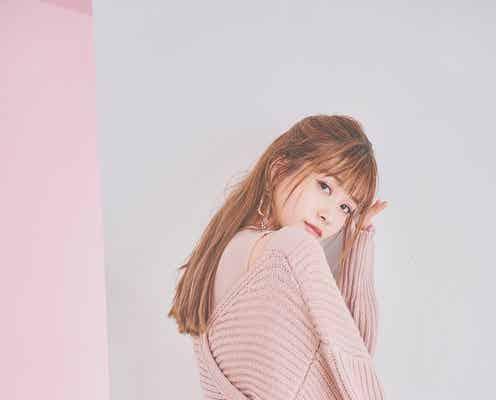 生見愛瑠、あざとさ全開のピンクコーデで魅了