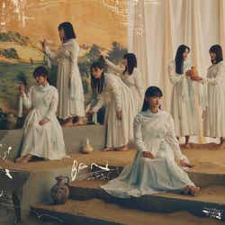櫻坂46・2ndシングル「BAN」(4月14日発売)通常盤(提供写真)