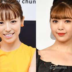 モデルプレス - 若槻千夏、藤田ニコル親子と3ショット公開「ニコルんどんだけ若いんw」年齢差に驚く