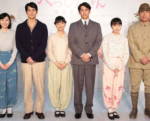 次期朝ドラ「べっぴんさん」ヒロインの夫役に永山絢斗 新キャスト9名発表