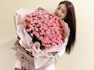 スジ、花より美しい美貌「春の女神」