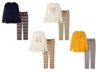 【ユニクロ】ALL1990円!おしゃれ可愛いパジャマまとめ