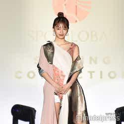 「ベストスタイリングアワード2019」授賞式に参加した山本舞香(C)モデルプレス