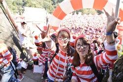 日本初、商業施設での「ウォーリーラン」アウトレットパーク滋賀竜王で開催決定