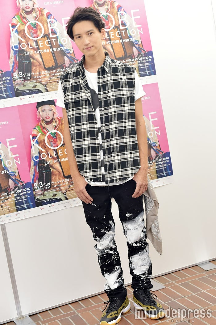 モデルプレスのインタビューに応じた田口 淳之介(C)モデルプレス