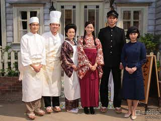 NHK朝ドラ次作ヒロイン・杏、「毎日お腹を抱えて笑う」 新キャストも発表
