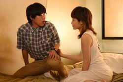 水カン・コムアイの大胆露出、体当たり演技に惹き込まれる「存在感がスゴい」「ハマり役」<わにとかげぎす第4話>