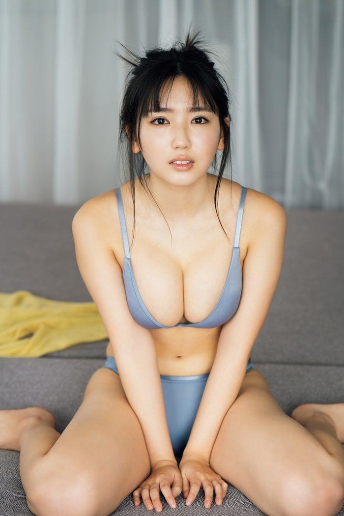 沢口愛華(C)YOROKOBI/週刊プレイボーイ