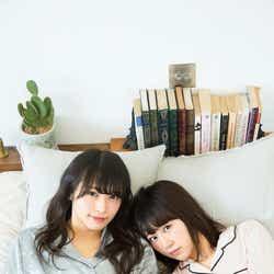 モデルプレス - 欅坂46渡辺梨加・長沢菜々香らパジャマでリラックス 自宅を突撃!?